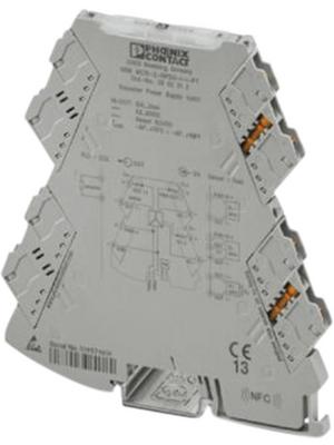 Phoenix Contact - MINI MCR-2-I-I-PT - Signal conditioner, MINI MCR-2-I-I-PT, Phoenix Contact