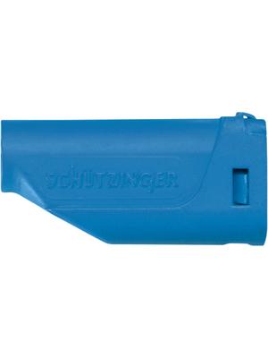 Schützinger - GRIFF 15 / 1 / BL /-1 - Insulator ? 4 mm blue, GRIFF 15 / 1 / BL /-1, Schützinger