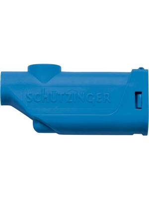 Schützinger - GRIFF 20 / 2.5 / BL /-1 - Insulator ? 4 mm blue, GRIFF 20 / 2.5 / BL /-1, Schützinger