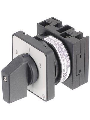 Eaton - T0-1-8240/E - Control switch 6.5 kW 6 A Switch positions 3 Poles 1, T0-1-8240/E, Eaton