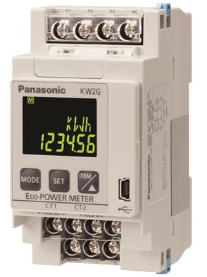 Panasonic - AKW2010G - Power meter, AKW2010G, Panasonic