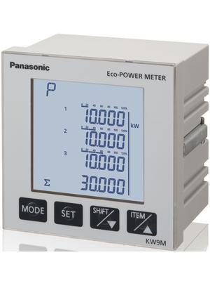 Panasonic - AKW91110 - Power meter 100..240 VAC, AKW91110, Panasonic