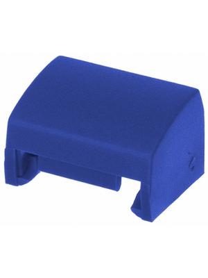 MEC - 1A00 - Key cap blue 12.5x10.1x7 mm, 1A00, MEC