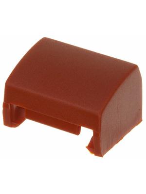 MEC - 1A08 - Key cap red 12.5x10.1x7 mm, 1A08, MEC