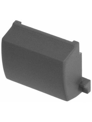 MEC - 1B03 - Cap for housing grey 12.6x9.5x5 mm, 1B03, MEC