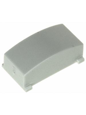 MEC - 1630006 - Cap white 12.3x6.3x4.8 mm, 1630006, MEC