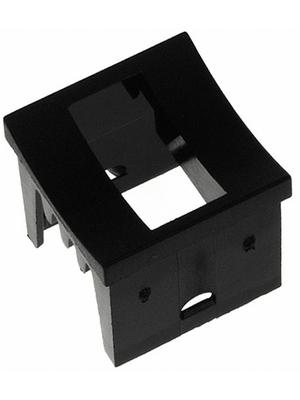 MEC - 1631009 - Bezel black 15.1x15.1x13.5 mm, 1631009, MEC