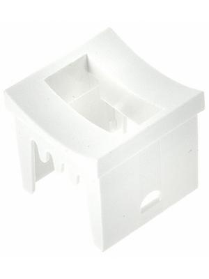 MEC - 1631006 - Bezel white 15.1x15.1x13.5 mm, 1631006, MEC