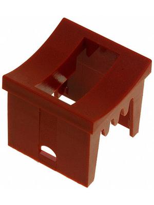 MEC - 1631008 - Bezel red 15.1x15.1x13.5 mm, 1631008, MEC