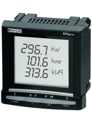 Phoenix Contact - EEM-MA400 - Energy meter 1-/2-/3-phase 110...400 VAC, 120...350 VDC 500 VAC 5 A, EEM-MA400, Phoenix Contact