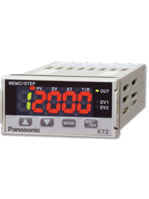 Panasonic - AKT2111200 - Temperature controller 100...240 VAC, AKT2111200, Panasonic