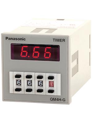 Panasonic - QM4HSU2C240VJ - Time lag relay Delayed operation, QM4HSU2C240VJ, Panasonic