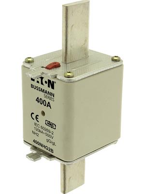 Eaton - 400NHG2B - Fuse link 400 A NH2, 400NHG2B, Eaton