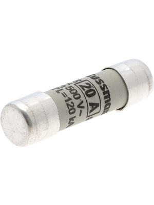 Eaton - C10G20 - Fuse10 x 38 mm,500 VAC,20 A 20 A Fast-blow Bussmann, C10G20, Eaton