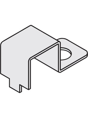 Panasonic - MSGL62 - Mounting bracket for GX-6, MSGL62, Panasonic