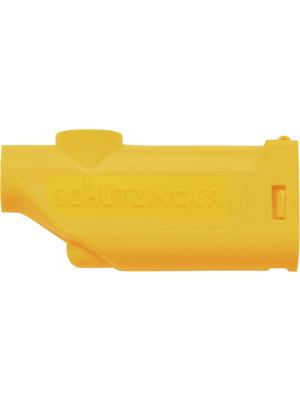 Schützinger - GRIFF 20 / 2.5 / GE /-1 - Insulator ? 4 mm yellow, GRIFF 20 / 2.5 / GE /-1, Schützinger