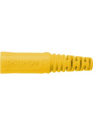 Schützinger - GRIFF 9 / GE /-1 - Insulator ? 4 mm yellow, GRIFF 9 / GE /-1, Schützinger