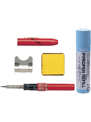 Weller Consumer - WP2 - Gas soldering iron, WP2, Weller Consumer