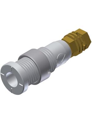 SKS Kontakttechnik - MSEB 2600 G M3 AU WEISS / WHIT - Safety socket ? 2 mm white CAT III N/A, MSEB 2600 G M3 AU WEISS / WHIT, SKS Kontakttechnik