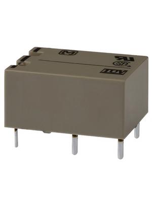 Panasonic - DK1A1B-6V - PCB power relay 6 VDC 200 mW, DK1A1B-6V, Panasonic