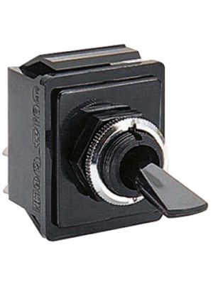 Arcolectric - C1760HOAADV - Toggle switch on-onP, C1760HOAADV, Arcolectric