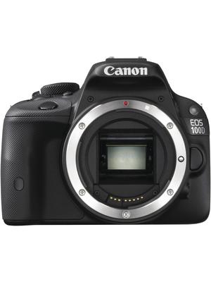 Canon Inc - 8576B015 - EOS 100D Body SLR Camera, black, 18 million, 8576B015, Canon Inc