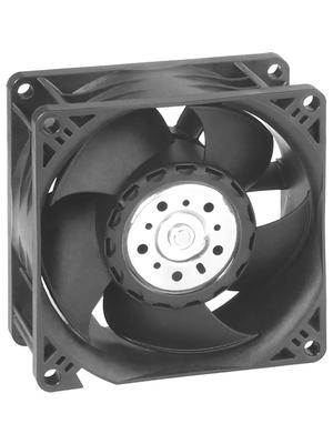 EBM-Papst - 8212JN - Axial fan 80 x 80 x 38 mm 132 m3/h 12 VDC 10 W, 8212JN, EBM-Papst