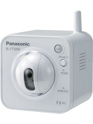 Panasonic - BL-VT164WE - Network camera BL-VT164WE PTZ 1280 x 720, BL-VT164WE, Panasonic
