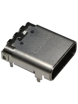 Amphenol - 12401548E4#2A - Socket, angled USB 3.1 C 24P, 12401548E4#2A, Amphenol