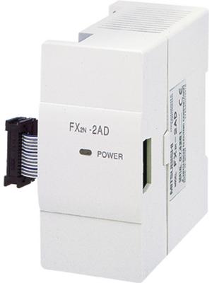 Mitsubishi Electric - FX2N-2AD - Analogue Input Module FX3G, 2 DI, FX2N-2AD, Mitsubishi Electric