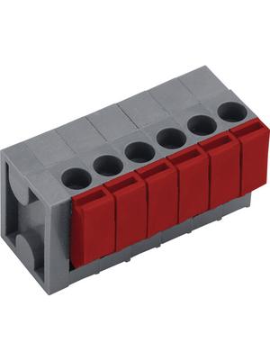 PTR Messtechnik - AKZ4701/3KD-3.81-V-BASALT GREY - PCB terminal block Pitch 3.81 mm vertical 3P, AKZ4701/3KD-3.81-V-BASALT GREY, PTR Messtechnik