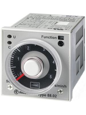 Finder - 88.02.0.230.0002 - Time lag relay Multifunction, 88.02.0.230.0002, Finder
