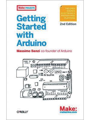 Arduino - B000001 - Getting Started With Arduino 2nd Edition, B000001, Arduino