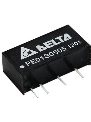 Delta-Electronics - PE01D0509A - DC/DC converter 4.5...5.5 VDC 9 VDC, PE01D0509A, Delta-Electronics