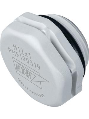 W.L. Gore - PMF 100319 - Pressure Compensating Element grey M12 x 1, PMF 100319, W.L. Gore