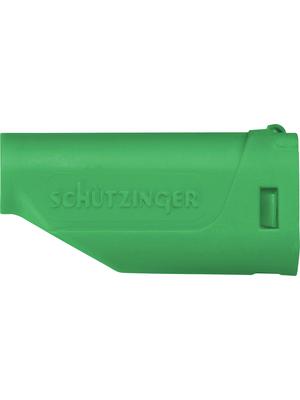Schützinger - GRIFF 15 / 1 / GN /-1 - Insulator ? 4 mm green, GRIFF 15 / 1 / GN /-1, Schützinger