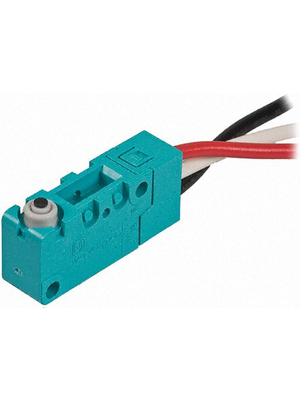 Panasonic - ABV161061J - Micro switch 3 AAC Plunger N/A 1 change-over (CO), ABV161061J, Panasonic