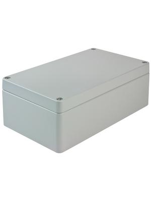 Bopla - 01.182810.0/A131 - Universal housing dark grey Aluminium IP 66 N/A EUROMAS, 01.182810.0/A131, Bopla