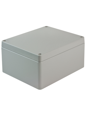Bopla - 01.232011.0/A140 - Universal housing dark grey Aluminium IP 66 N/A EUROMAS, 01.232011.0/A140, Bopla