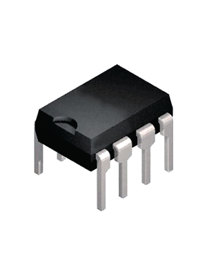 Texas Instruments - LM358P - Operational Amplifier Dual 700 kHz PDIP-8, LM358, LM358P, Texas Instruments