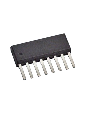 NTE - NTE778S - Operational Amplifier Dual 7 MHz SIP-8, NTE778S, NTE
