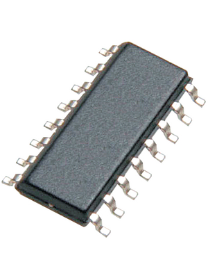 Analog Devices - AD421BRZ - D/A converter IC, 16 Bit, SO-16, AD421BRZ, Analog Devices
