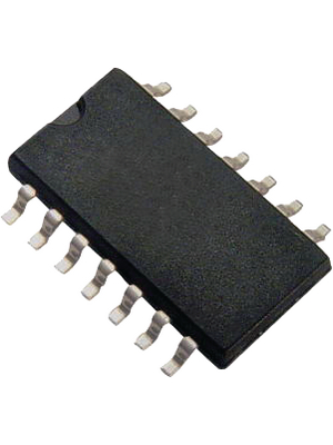 Texas Instruments - TL084CDR - Operational Amplifier Quad 3 MHz SOIC-14, TL084, TL084CDR, Texas Instruments