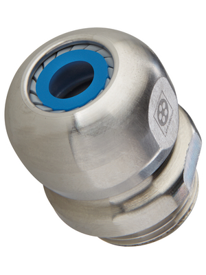 Lapp - SKINTOP INOX-R M25X1,5 - Cable Gland Stainless steel M25 x 1.5 - 53806752, SKINTOP INOX-R M25X1,5, Lapp