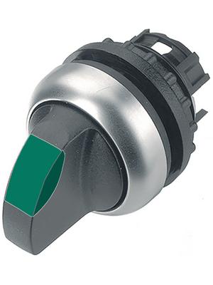 Eaton - M22-WRLK-G - Illuminated selector switch, thumb grip, M22-WRLK-G, Eaton