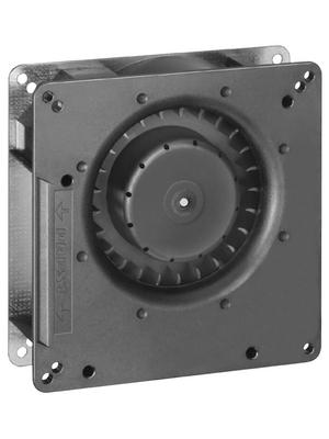 EBM-Papst - RG90-18/14N - Radial fan 135 x 135 x 38 mm 55 m3/h 24 VDC 6.2 W, RG90-18/14N, EBM-Papst