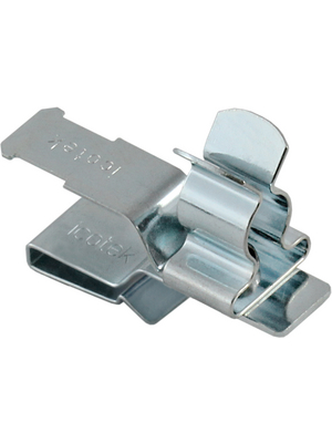 Icotek - PFSZ/SKL 3-6 - Cable Clamp 6.0 mm metallic ? 3.0...6.0 mm Sheet steel zinc plated, PFSZ/SKL 3-6, Icotek
